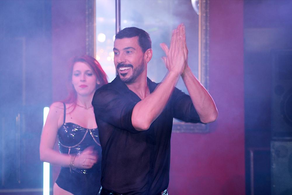 Carlos Cruz e Paola Smaldino