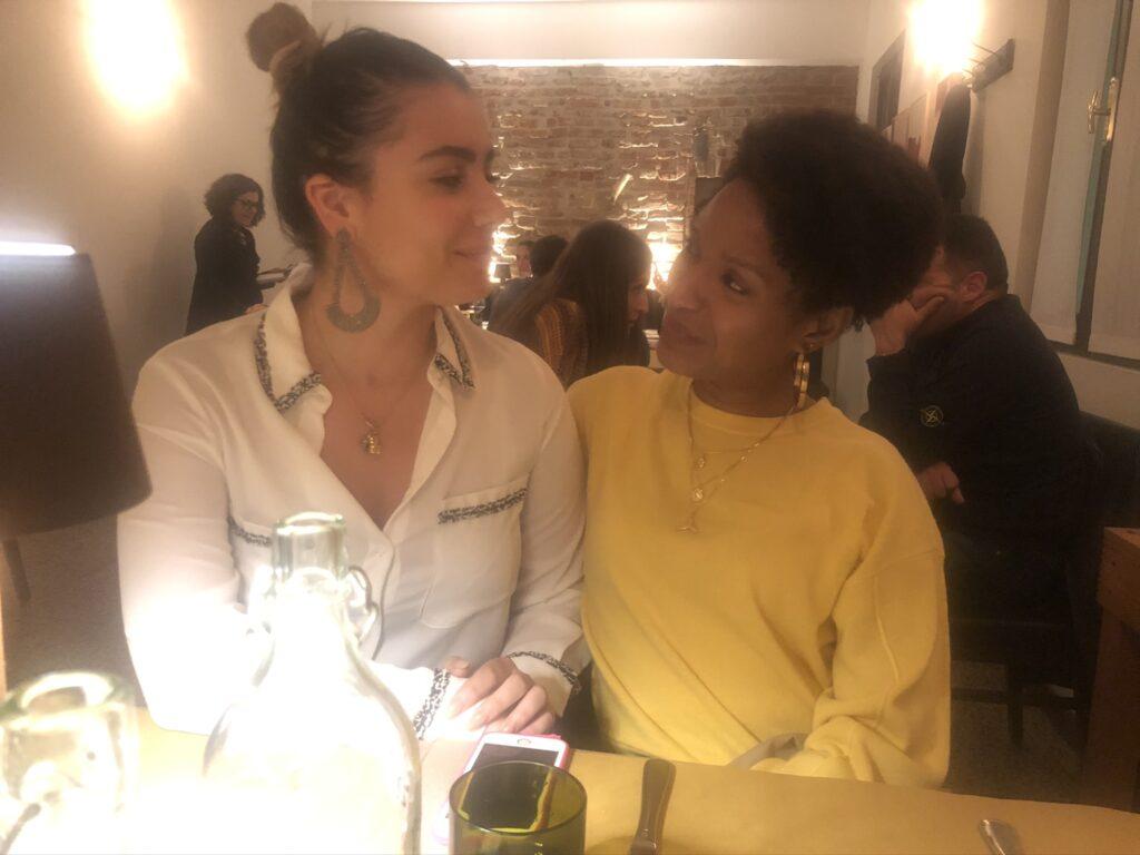 Belita con Debora detta Ninha