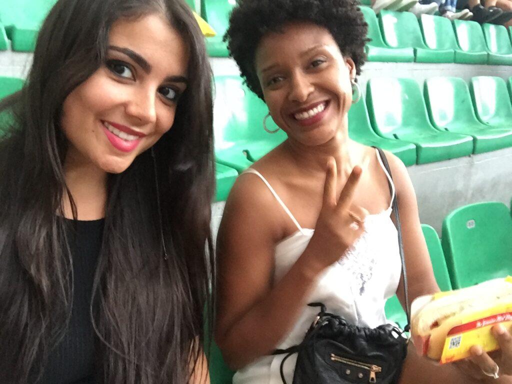 Belita e Ninha