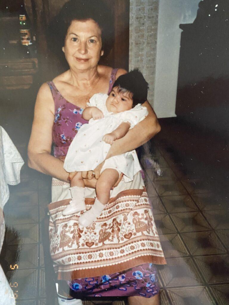 Mini Belita con Nonna