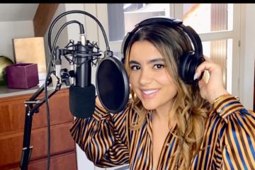 Belita canta